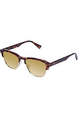 Hawkers HAWKERS · CLASSIC · Brown · Gold · Herren und Damen Sonnenbrillen