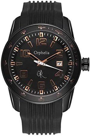 ORPHELIA Orphelia Herren-Armbanduhr Blacksmith Analog Quarz 132-6704-44