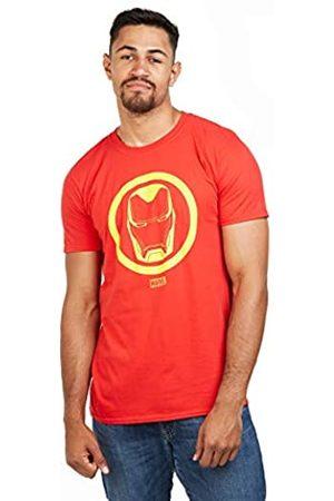 Marvel Herren Iron Man Emblem-Mens Lrg T-Shirt