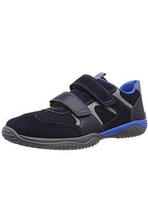 Superfit Superfit Jungen Storm Sneaker, Blau (Blau 80)