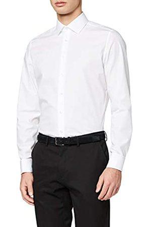 Seidensticker Herren Business Hemd Slim Fit Businesshemd