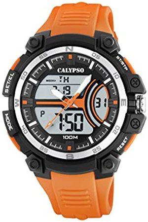 Calypso watches CalypsoWatchesHerrenAnalog-DigitalQuarzUhrmitPlastikArmbandK5779/1