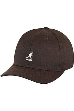 Kangol 金沢製菓 Wool Flexfit Baseball Herren Baseball Cap, The Sport Collection Herren Baseball-Kappe aus Wolle, Größe XL