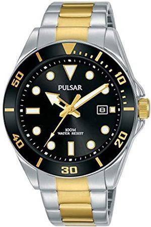 Seiko UK Limited - EU Seiko UK Limited - EU Pulsar Taucheruhr mit Edelstahl-Armband PG8295X1