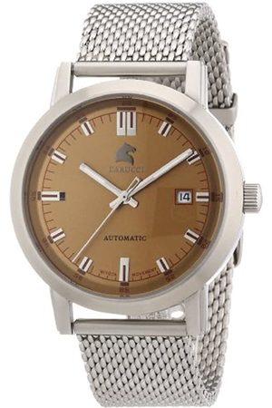 Carucci Carucci Watches Herren-Armbanduhr XL Analog Automatik Edelstahl CA2195ST-BR