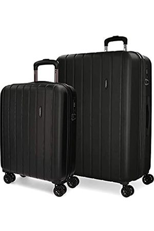 MOVOM Movom Wood Koffer, Erweiterbares Set mit 2 Koffern