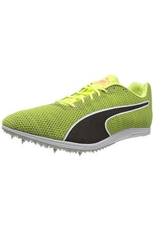 Puma Puma Herren Evospeed Distance 8 Sneaker, Gelb (Fizzy Yellow Black)