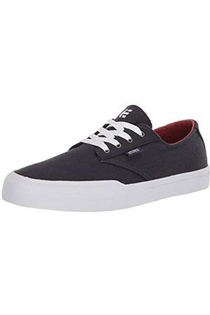 Etnies Etnies Unisex-Erwachsene Jameson Vulc Ls Skateboardschuhe, Blau (472-Navy/White 472)