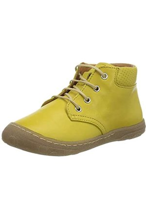 Froddo Froddo Unisex-Kinder G2130193 Kids Shoe Brogues, Gelb (Yellow I15)