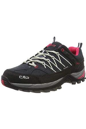 CMP Damen Rigel Low Wmn Shoes Wp Trekking- & Wanderhalbschuhe, (Antracite-Off White 76uc)