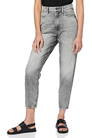 G-Star G-STAR RAW Damen Janeh Ultra High Waist Mom Ankle Straight Jeans