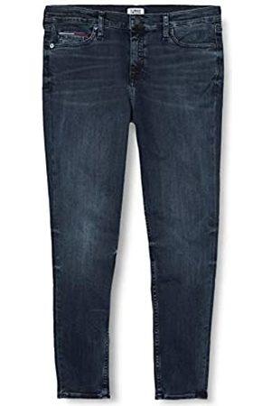 Tommy Hilfiger Tommy Jeans Damen Nora Mr Skinny Ankle Gdk Straight Jeans
