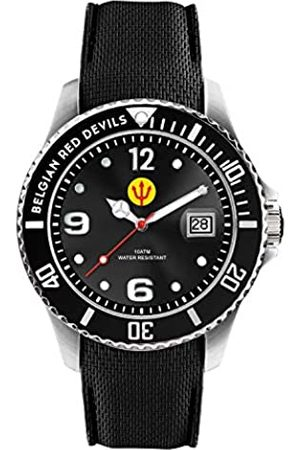 Ice-Watch Ice-Watch-REDDEVILSBlack-Men'swristwatchwithsiliconstrap-016098(Large)