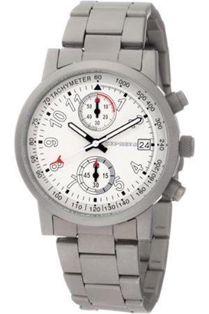 CEPHEUS CEPHEUS CP505-181 Herrenchronograph Titanlook