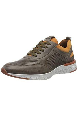 Lloyd LLOYD Herren BANDOS Sneaker, Grau (Graphit/Orange 1)