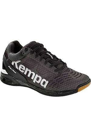 Kempa Kempa Herren Attack Midcut Hohe Sneakers, Schwarz (01)