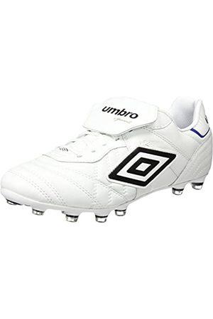 Umbro Umbro Herren Speciali Eternal Pro Hg Fußballschuhe, Weiß (White/Black/Clematis Blue Daz)