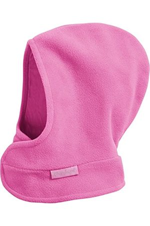 Playshoes Unisex Kinder Fleece-schalmütze mit Klettverschluß softe und atmungsaktive Schlupfm tze