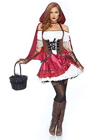 Leg Avenue 85445 - Rebel Riding Hood Kostüm