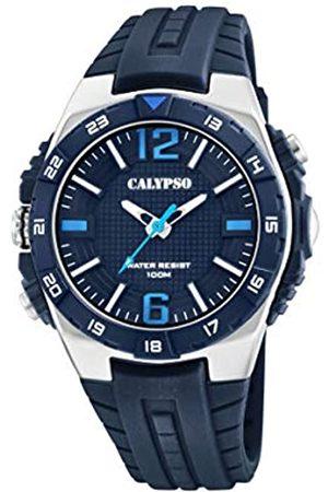 Calypso watches CalypsoWatchesHerrenAnalogQuarzUhrmitPlastikArmbandK5778/3
