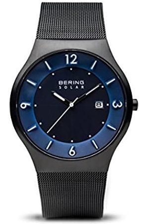Bering BERING Herren-Armbanduhr Analog Solar Edelstahl 14440-227