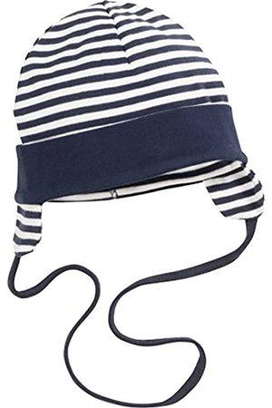 Playshoes Hüte - Unisex Baby Bindemütze mit Ohrenschutz Mütze