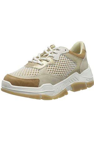 s.Oliver S.Oliver Damen 5-5-23681-24 Sneaker, Beige (BEIGE Comb 410)