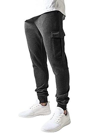 Urban classics Herren Cargohosen - TB1395 Herren Hose Fitted Cargo Sweatpants