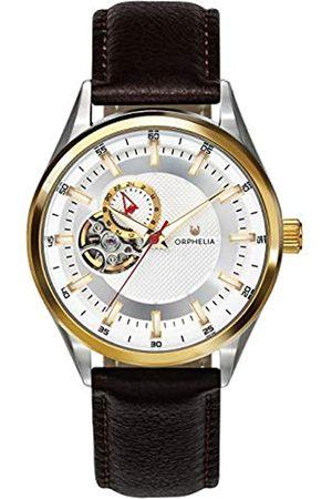 ORPHELIA ORPHELIA Herren Analog Automatik Uhr mit Leder Armband OR91801