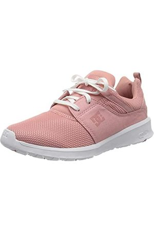 DC DC Shoes Damen Heathrow Sneaker, Pink (Blush Bsh)