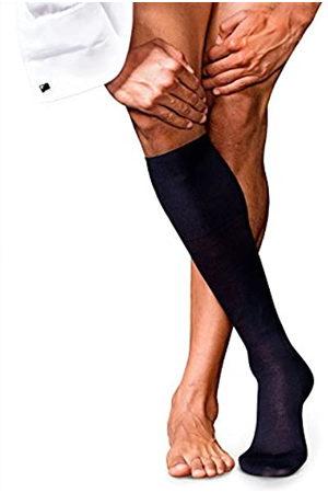 Falke Herren No. 6 Finest Merino & Silk M KH Socken, Blickdicht