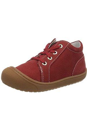 Lurchi Lurchi Unisex Baby INO Sneaker, Rot (Red 43)