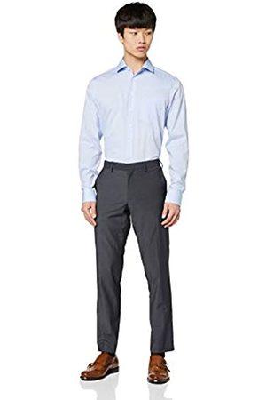 Seidensticker Herren Business - Herren Business Hemd Regular Fit Businesshemd