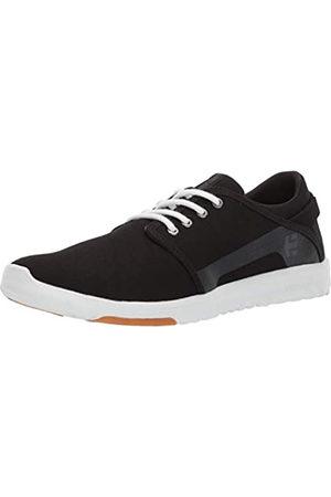 Etnies Etnies Herren Scout Sneaker, Schwarz (983-Black/White/Silver 983)