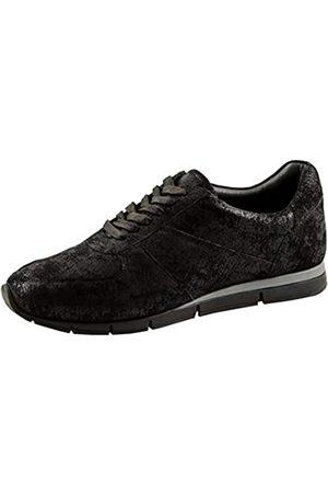 Marc Damen Lotta Sneaker, (Suede Metallic Black 00913)