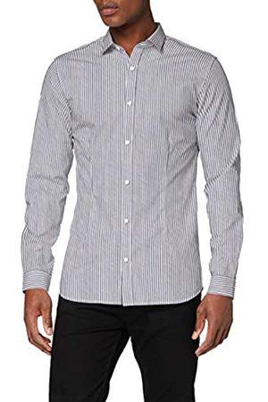 JACK & JONES Herren Business - PREMIUM Herren JPRBLAPARMA Mix Shirt L/S Hemd