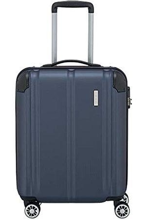 """Elite Models' Fashion Travelite Leicht, flexibel, sicher: """"City""""-Hartschalenkoffer für Urlaub und Business (auch mit Vortasche) Koffer, 55 cm"""