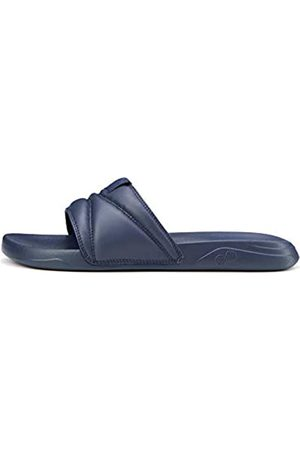 CARE OF by PUMA CARE OF by PUMA Slide 2 Flip Flops, Blau (Navy Blazer-White)