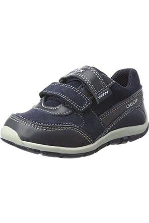 Geox Geox Baby Jungen B Shaax B Sneaker, Blau (Navy)