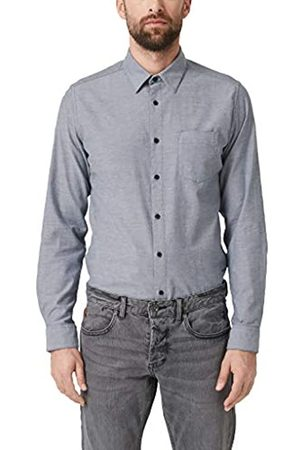 s.Oliver S.Oliver RED Label Herren Slim: Stretchhemd XXL