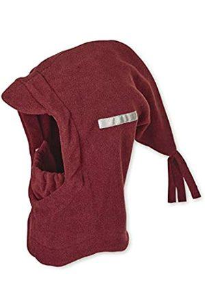 Sterntaler Schalmütze mit Zipfel und elastischem integriertem Schal, Alter: 4-6 Jahre, Größe: 55