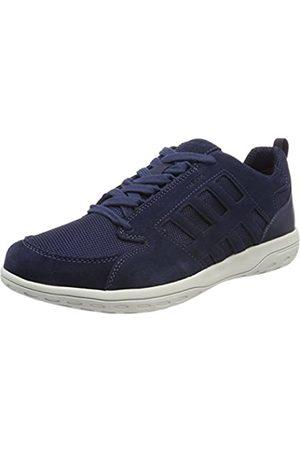 Geox Geox Herren U MANSEL A Sneaker, Blau (Blue)
