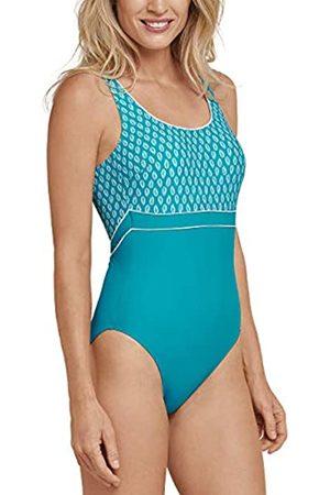 Schiesser Schiesser Damen Aqua Badeanzug