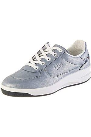 TBS Damen Brandy Sneaker, (Bleu Metallise X7372)
