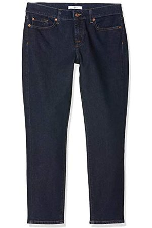 7 for all Mankind 7 For All Mankind Damen MID Rise Roxanne Crop Slim Jeans