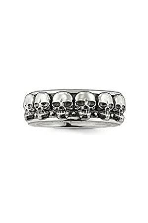 "Thomas Sabo Thomas Sabo Herren-Ring Rebel at heart ""Totenkopf"" 925 Gr. 64 (20.4) - TR1878-001-12-64"