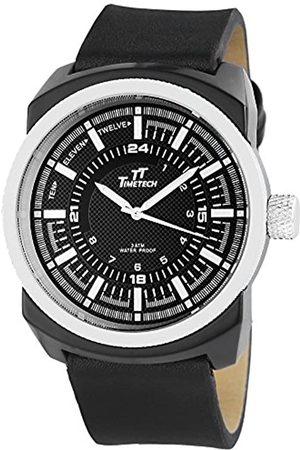 Shaghafi Shaghafi Herren-Armbanduhr XL Analog Quarz Verschiedene Materialien 227471000010