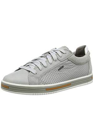 Geox Herren U EOLO B Sneaker, (Lt Grey C1010)