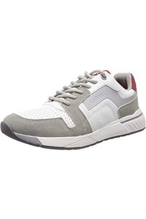 s.Oliver S.Oliver Herren 5-5-13612-22 100 Sneaker, Weiß (White 100)