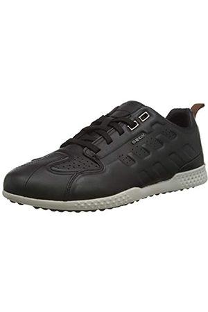 Geox Geox Herren U Snake.2 B Sneaker, Schwarz (Black C9999)